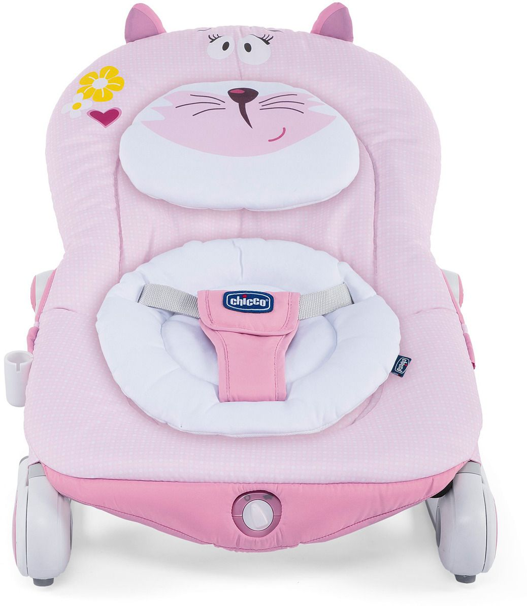 Качалка Chicco Balloon Miss Pink